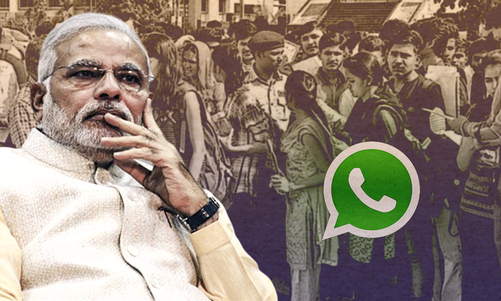 Watch Universities, Infiltrate Whatsapp Groups: Top Police Officials Told To Keep An Eye On Student Activities