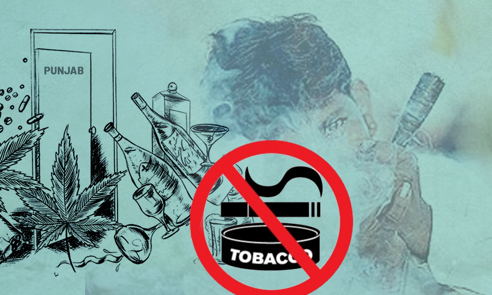 Losing Loved Ones To Drug Abuse, Villages In Punjab Are Going Tobacco, Alcohol-Free