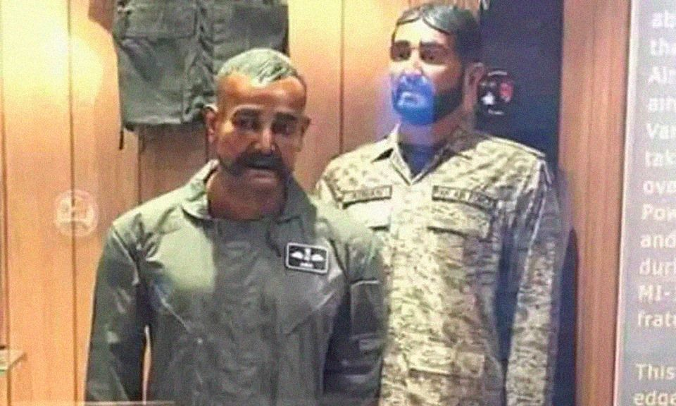 Abhinandans Statue At Military Tussauds: Pakistans Classic Tactic Of Befooling Masses
