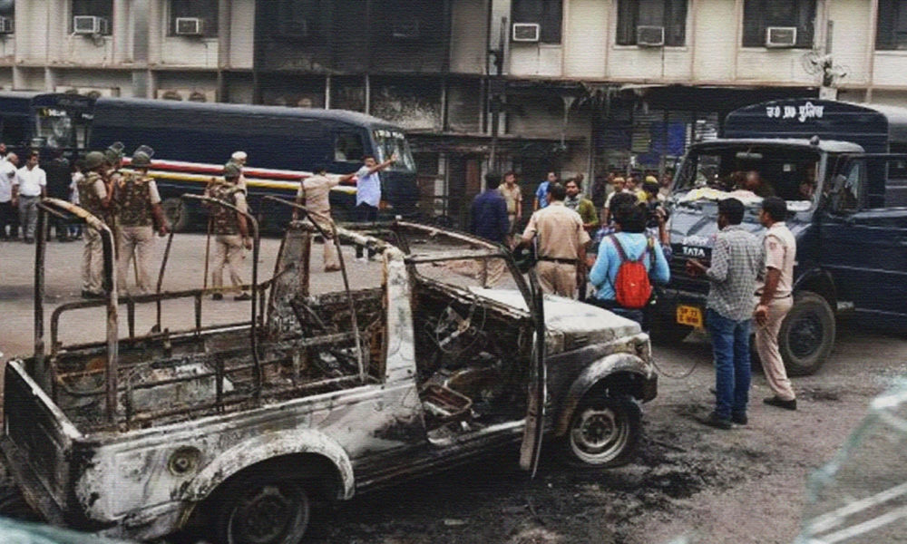 Delhi Violence: Police Files 700 Cases, Around 2,400 People Held