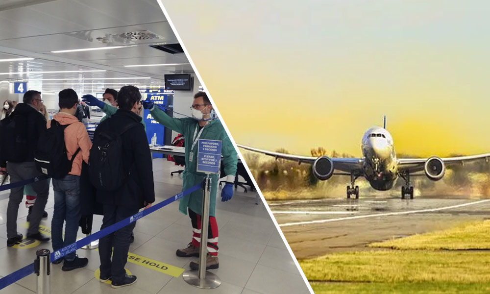 Coronavirus Outbreak: Most Airlines Could Go Bankrupt By May Without Government Action