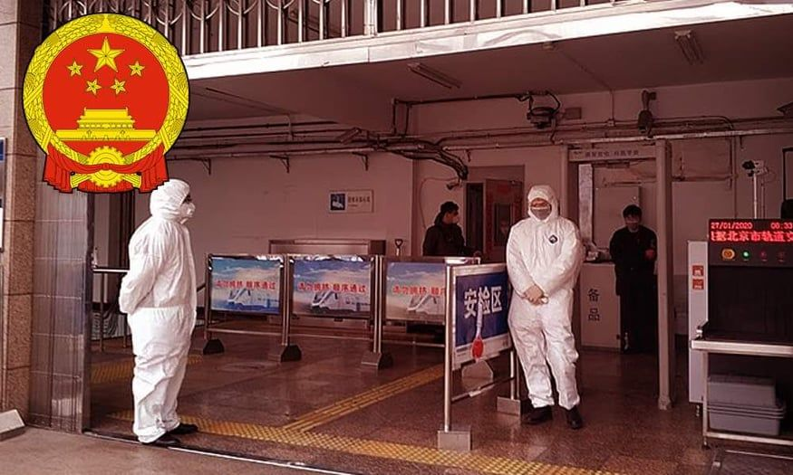 Good News! China Reports No New Domestic Cases Of Coronavirus For First Time Since Outbreak