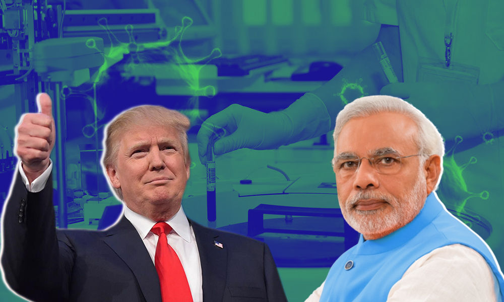COVID-19 Outbreak: India Considering President Trumps Request To Release Anti-Malaria Drug