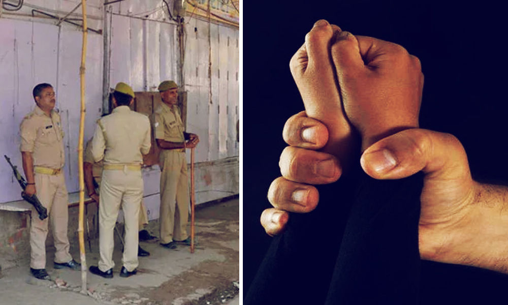 Three-Yr-Old Girl Raped By Neighbour In J&K, Accused Arrested