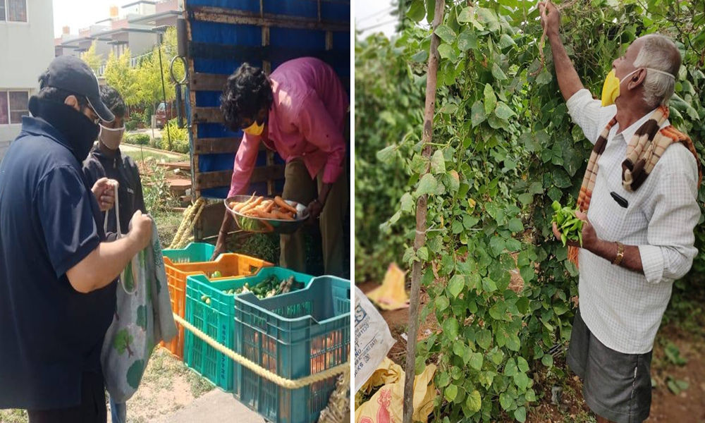 Bengaluru: This Welfare Association Is Helping Farmers Earn Rs 15000 Per Day