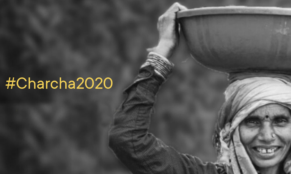 #Charcha2020: Discussing Challenges And Strategies In Post-COVID-19 World
