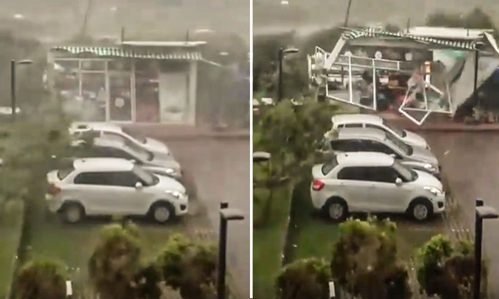 Fact Check: Video Of Cyclone Fani Shared With Claim Of Destruction By Cyclone Amphan In West Bengal