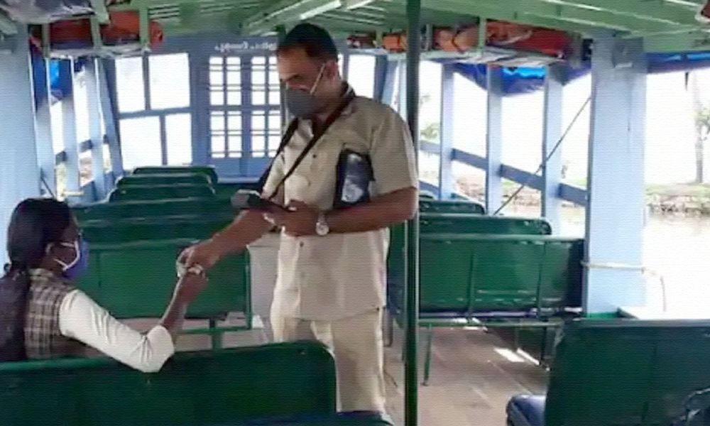 Kerala Government Runs 70-Seater Boat To Ferry Single Student To Exam Hall And Back, Wins Applaud