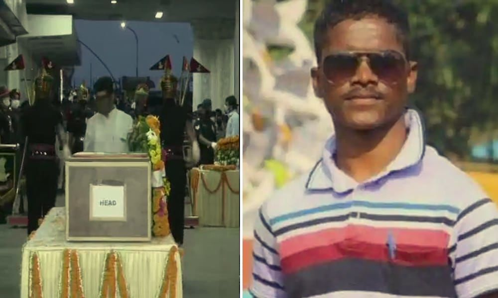 22-Yr-Old Sepoy Ganesh Hansda Killed In Action In Galwan Valley, Dream Of  Building House For Family Dies With Him