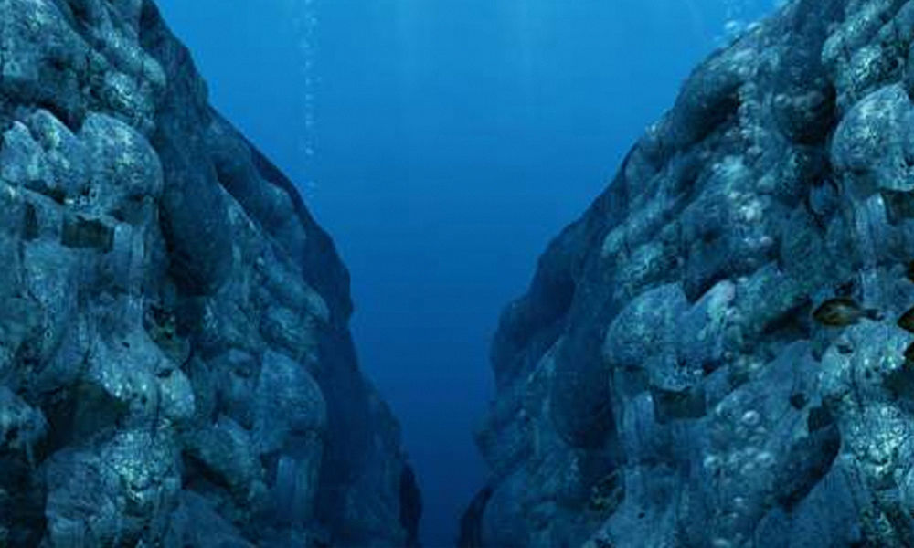 Scientists Find Human-Made Mercury Pollution In Worlds Deepest Ocean Trenches
