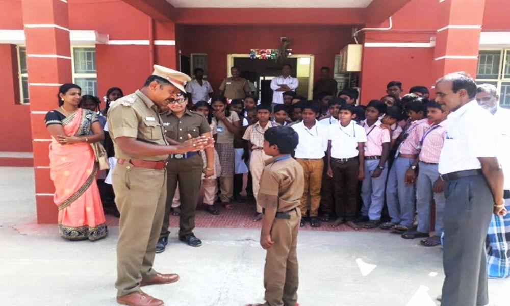 Tamil Nadu: How Tirupathur Police Is Ensuring Effective Law Enforcement In District
