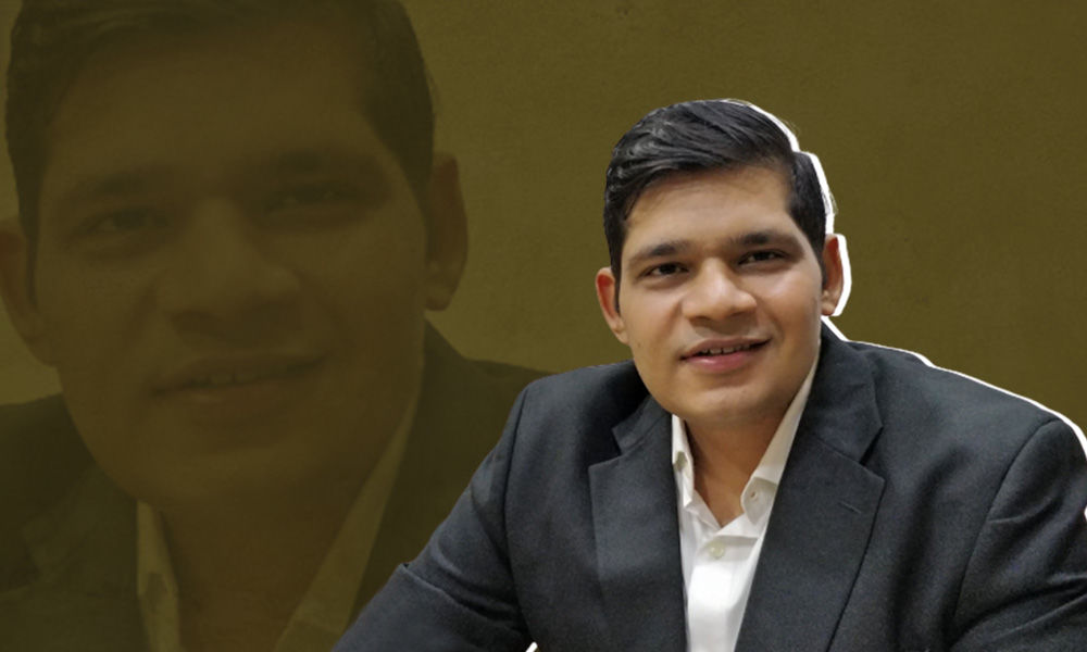 CEO Of Taxmantra Global, Alok Patnia Believed In His Start-Up Idea When No One Did