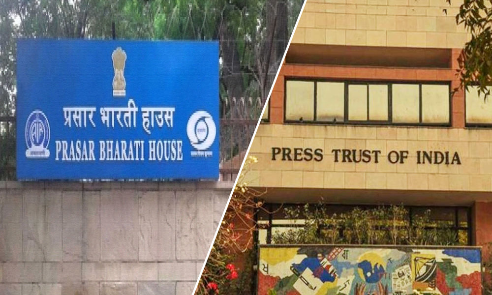 """Why Prasar Bharati Wants To Sever Ties With """"Anti-National"""" News Agency PTI?"""