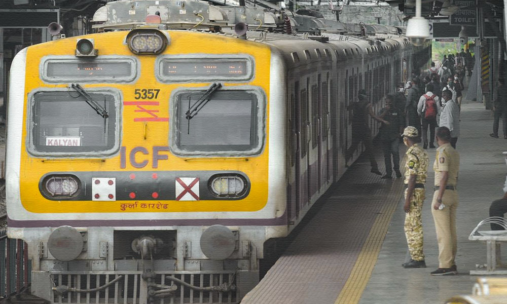 Mumbai: Railways To Operate 350 Local Trains From Today