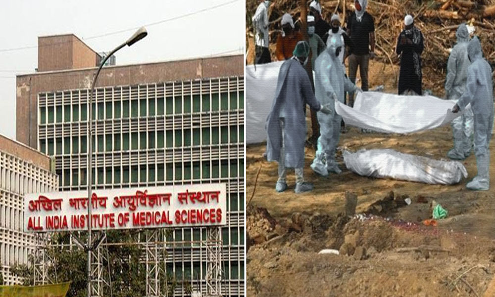 Delhi: Muslim Woman Cremated, Hindu Taken For Burial As AIIMS Mixes Up Bodies