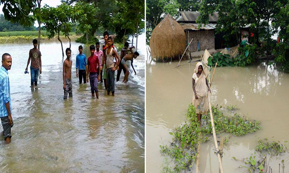Assam Floods: Death Toll Rises To 87, Centre Announces Rs 346 Cr To Tackle Situation