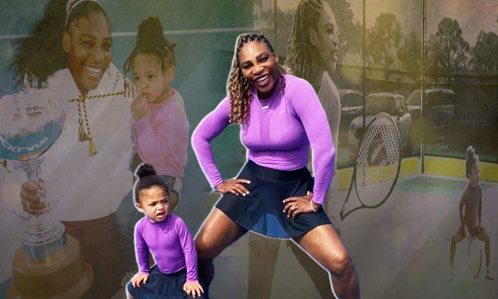 Serena Williams Daughter Becomes Youngest Pro Sports Team Owner, Brings Womens Soccer To Los Angeles