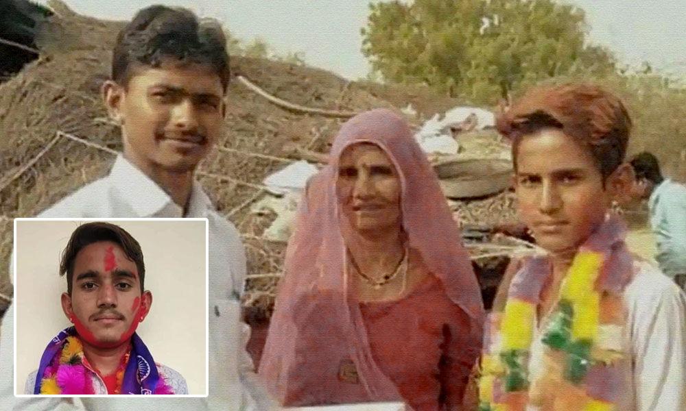 Rajasthan Labourer