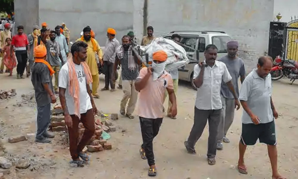 Punjab Hooch Tragedy: 86 Dead After Drinking Toxic Liquor, 25  Arrested