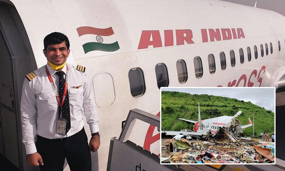 Kerala Plane Crash: Air India Co-Pilot Akhilesh Kumar Leaves Behind Pregnant Wife