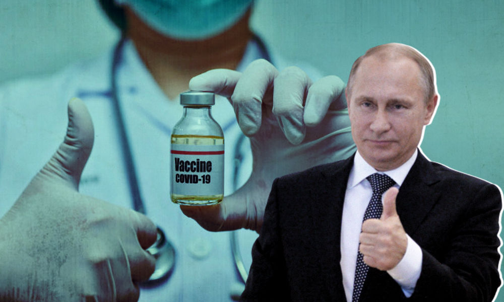 Russia Announces Worlds First COVID-19 Vaccine, Putins Daughter Inoculated