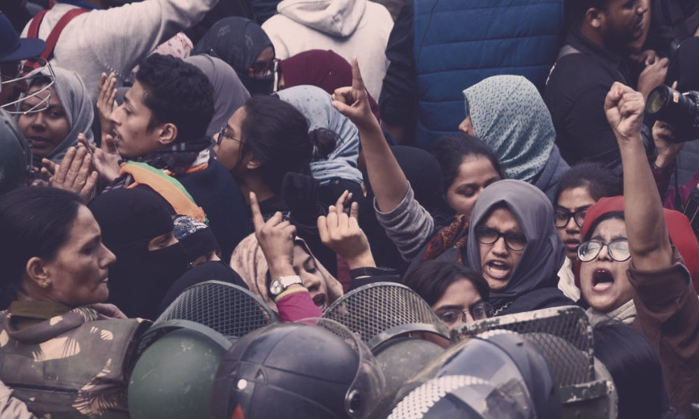 Delhi Police Sexually Assaulted 15 Women, 30 Men During Anti-CAA Protests At Jamia Nagar In February: Report