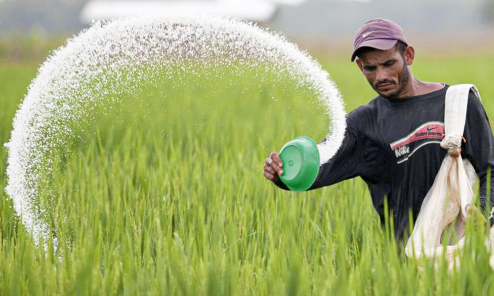 Govt To Make Purchase Of Bio-Fertilisers Compulsory In Order To Reduce Use Of Chemicals