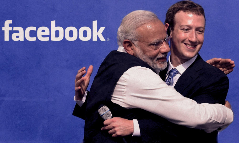 Facebook Kept Mum On BJP-Linked Hate Speech Posts, Sidelined Rules For Business Reasons: WSJ Report