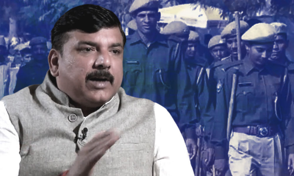 Will Continue To Speak The Truth: AAP Leader Sanjay Singh After Being Booked By UP Police