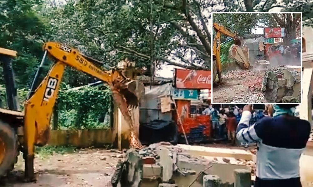 West Bengal: Eight Arrested After Mob Led By TMC MLA Vandalises Visva Bharati University In Shantiniketan
