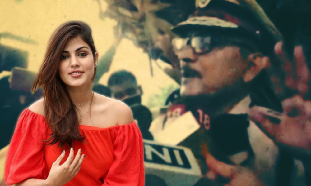 In Spite Of Bihar DGPs Comment On Rhea Chakraborty, We Have The Aukat To Criticize Govt