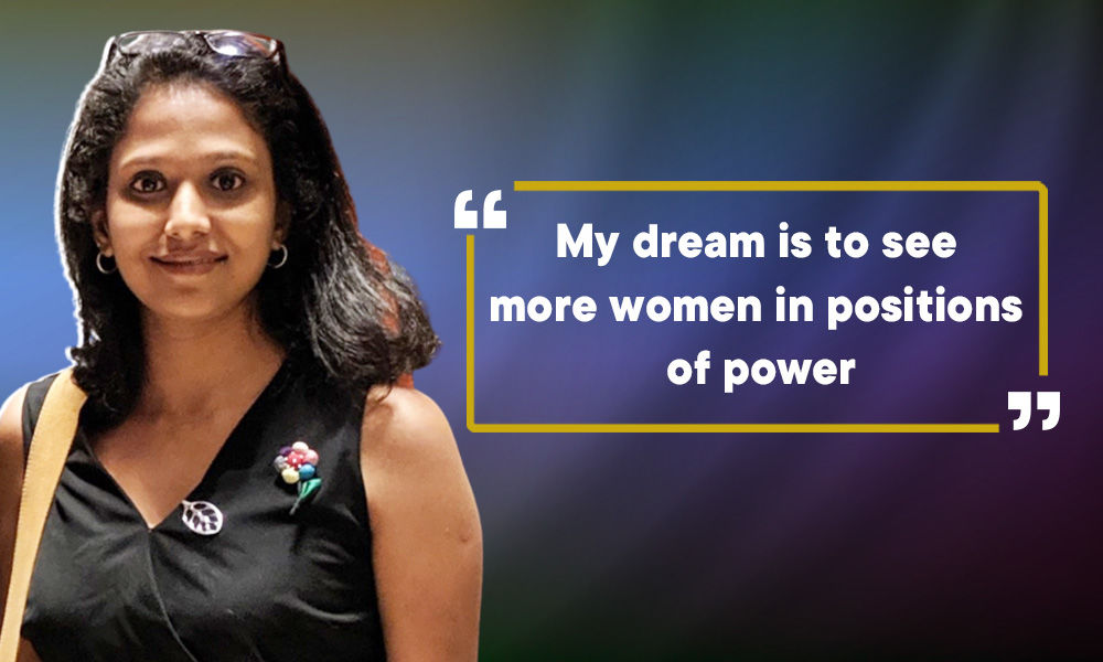 #SheLeads: I Developed Interest In Politics Very Early & Today I Serve Society On Ground