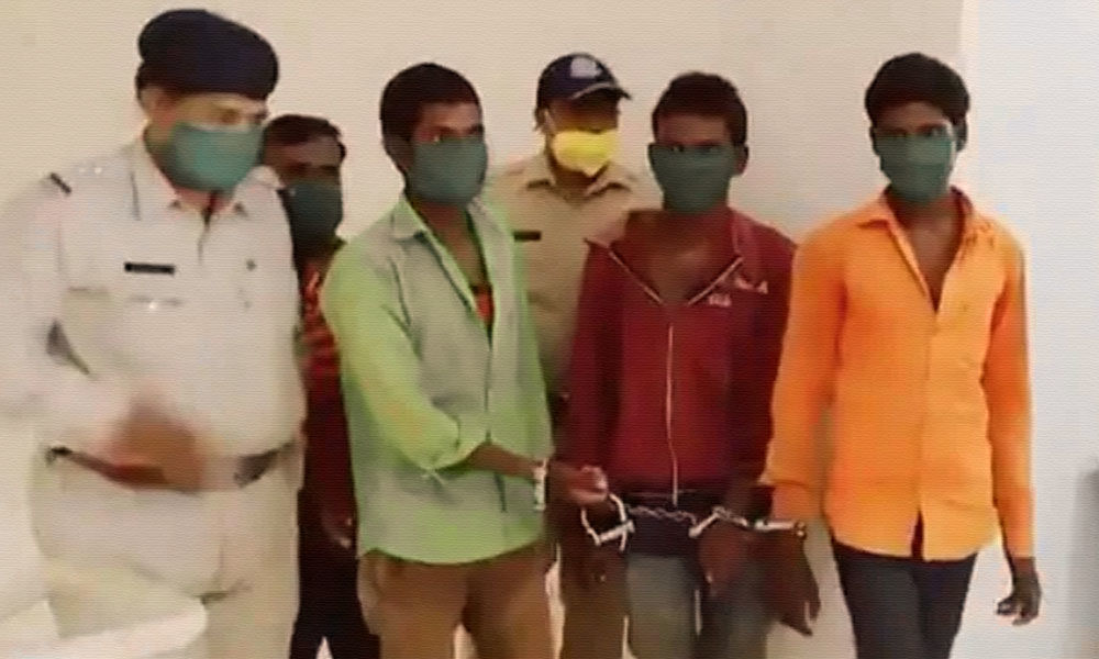 Madhya Pradesh: Two Men Arrested For Rape, Murder Of Minor Escape From Police Station