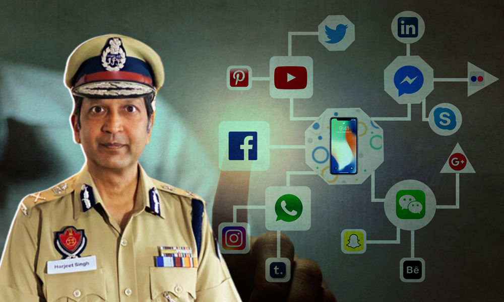 Punjab Police Blocks 108 Social Media Accounts Over COVID-19 Fake News Spread