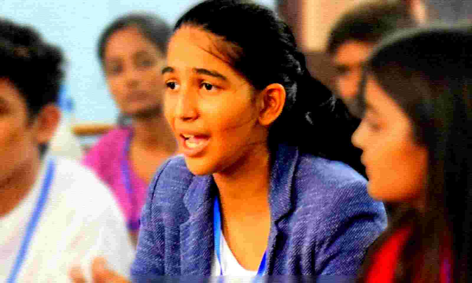 17-Year-Old Surat Girl Appointed Green Ambassador By United Nations  Environment Programme