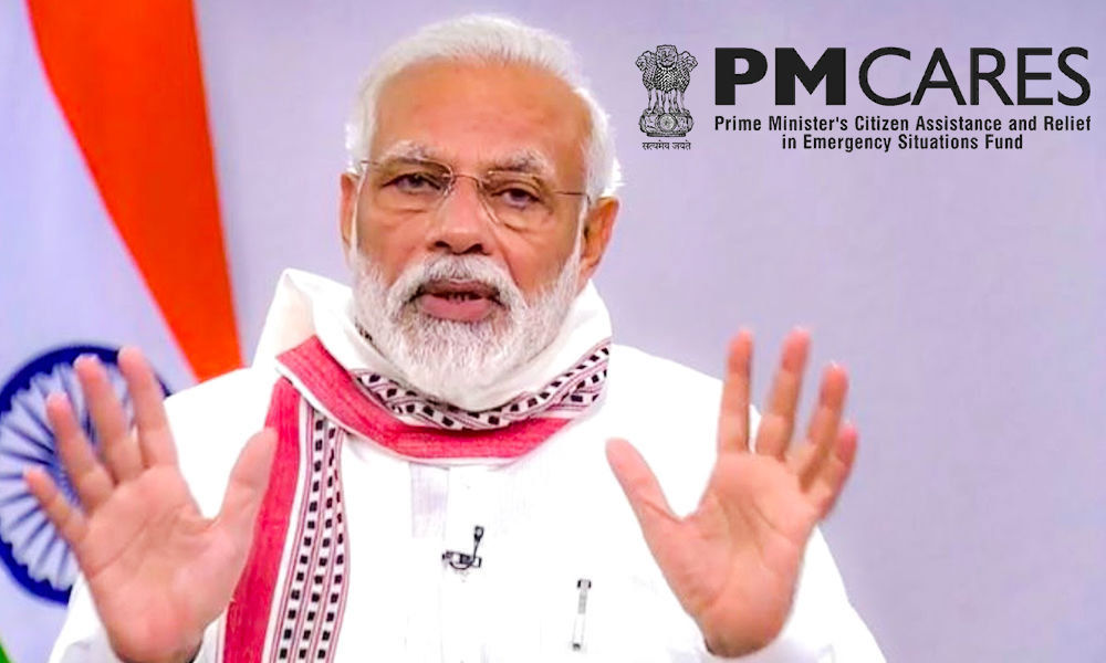 PM Cares Received Over Rs 200 Crore From Salaries Of RBI, Govt Banks, LIC Employees: Report