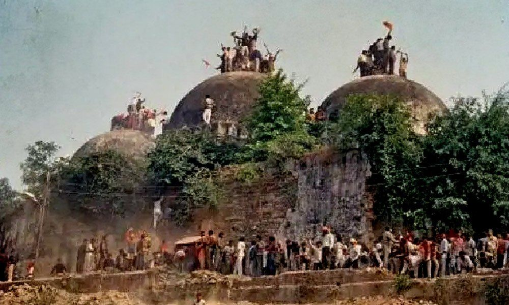 Babri Masjid Demolition Was Spontaneous? Not According To Justice Liberhan Commission