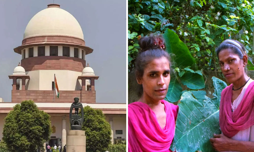 Supreme Court Asks Centre To Respond To Plea On Protecting Transgenders From Sexual Offenses