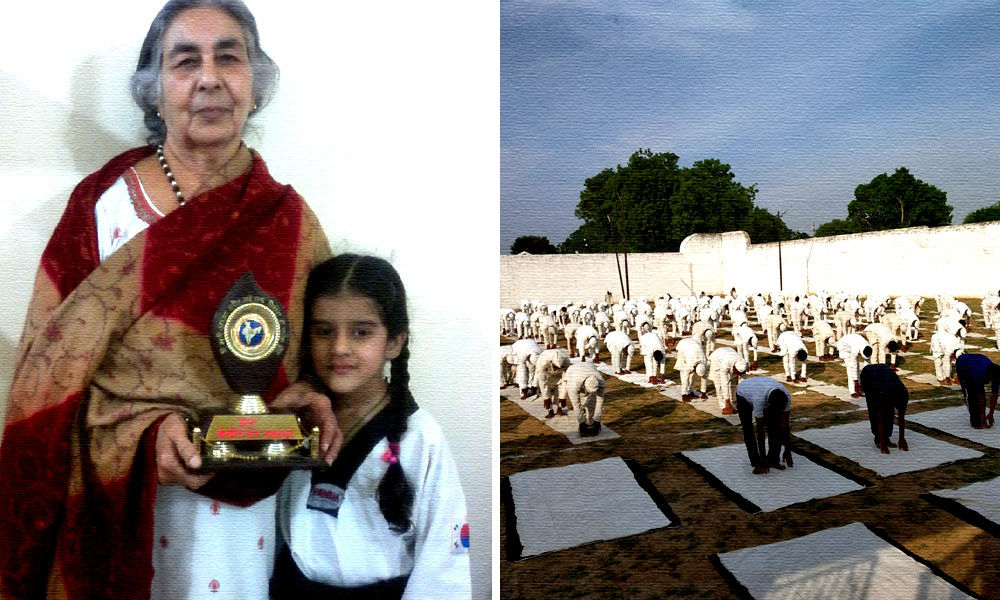 Meet Aruna Sareen, 74-Yr-Old Woman Who Helped Restore Mental Health Of Over 50,000 Prisoners Across India
