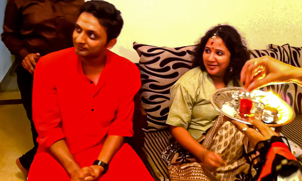 Lets Learn About Special Marriage Act: Actor-Director Rasika Agashe Shares Her Baby Shower Photo Amid Tanishq Row