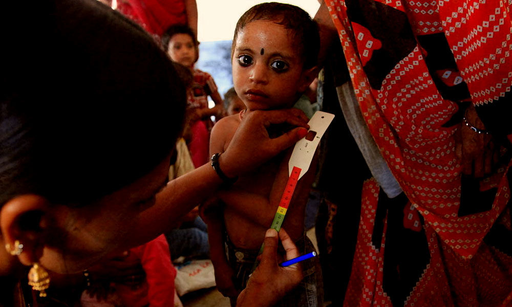 Global Hunger Index: India Ranks 94 Out Of 107 Countries, Under Serious Category