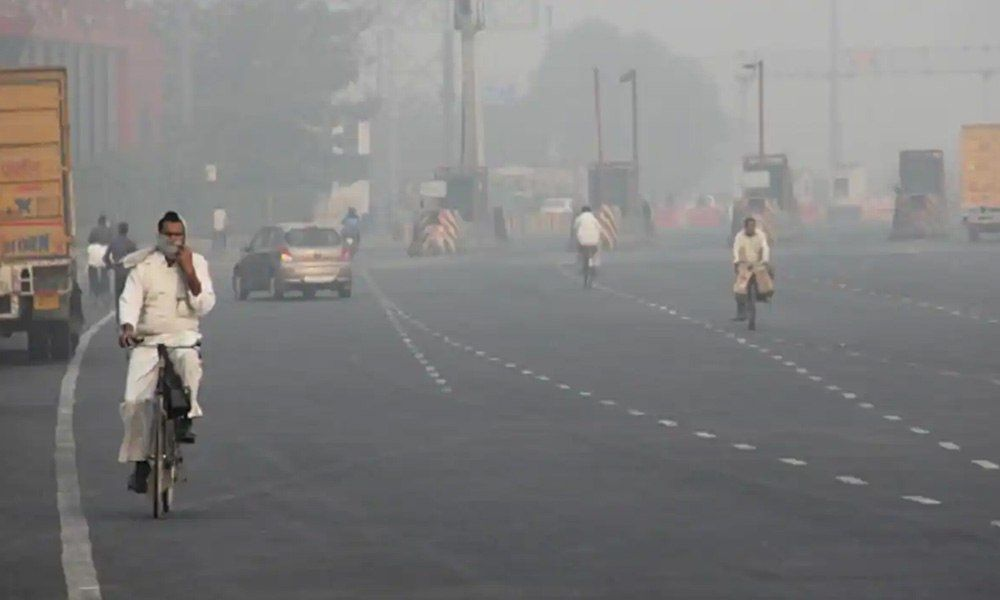 1,16,000 Infant Deaths Due To Air Pollution Recorded In India Last Year, Shows Study