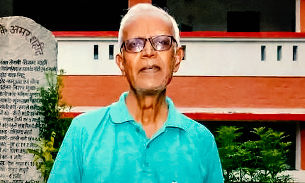 Bhima Koregaon Case: Special Court Rejects Stan Swamys Interim Bail Plea