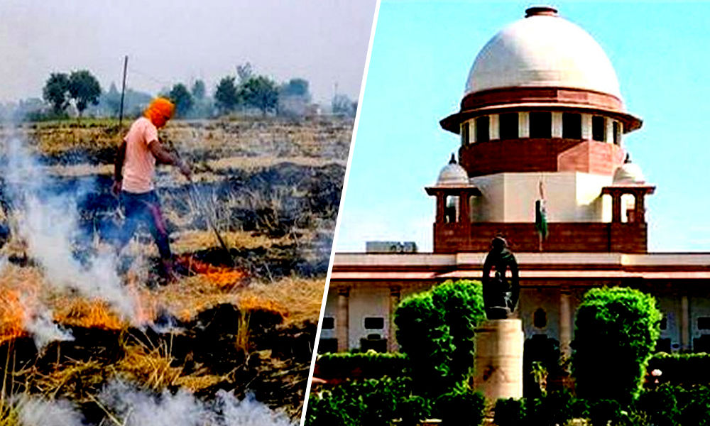 Supreme Court Suspends Justice Lokur Committee After Centre Assures Law On Stubble Burning