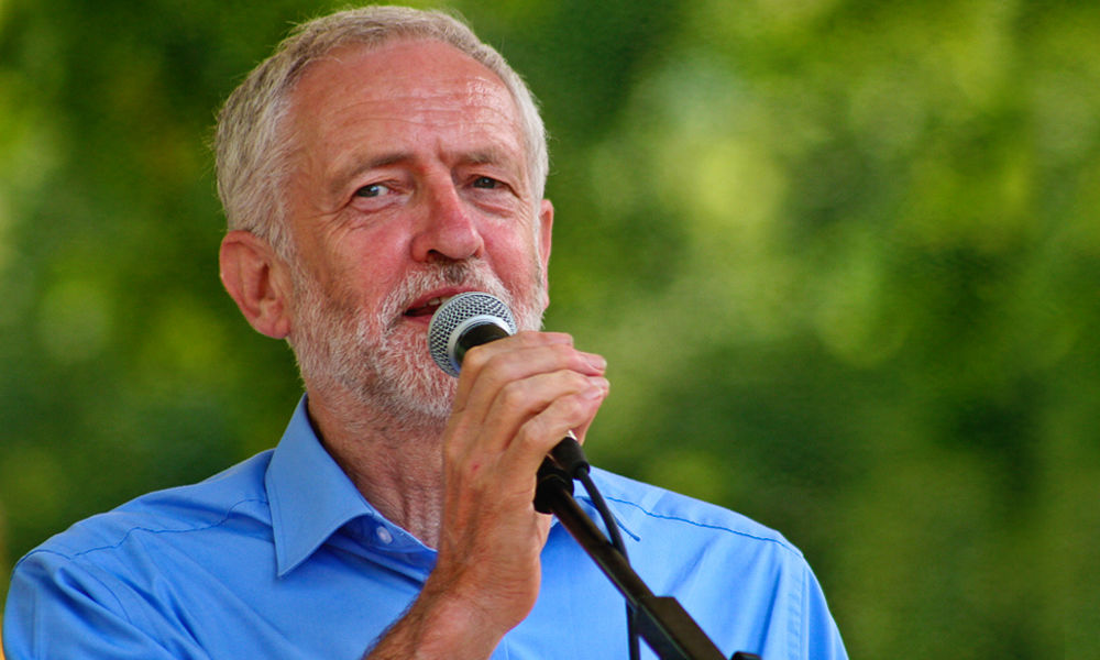 UK: Labor Party Suspends Former Leader Jeremy Corbyn Over Anti-Semitism Row, Calls It Day Of Shame