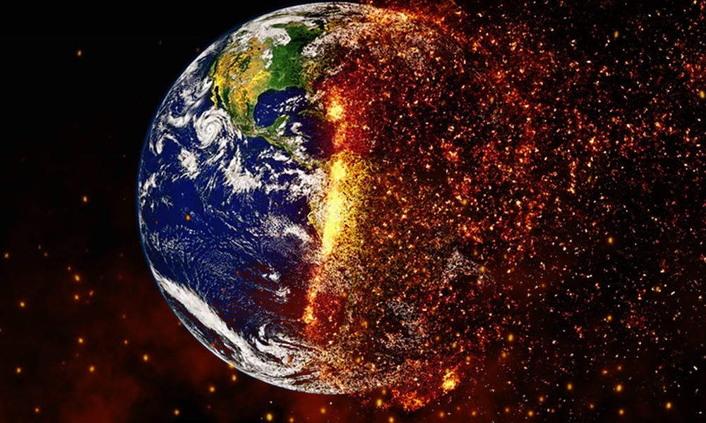 Decoding Climate Change: Why You Should Worry About Earths Systematic Death