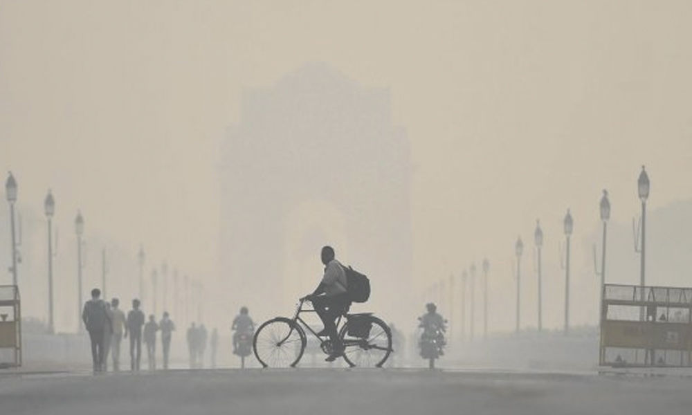 Double Whammy For Delhi As Air Quality Dips To Severe Level Amid COVID-19 Pandemic