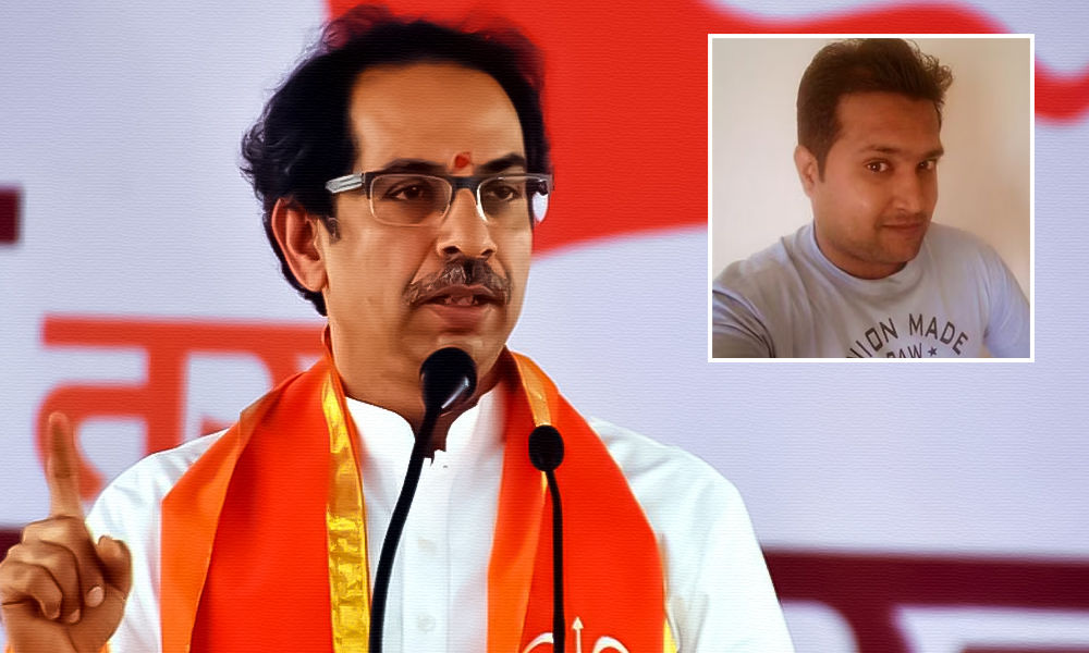 Maharashtra: Man Arrested Thrice In Three Weeks For Objectionable Posts Against Uddhav, Son
