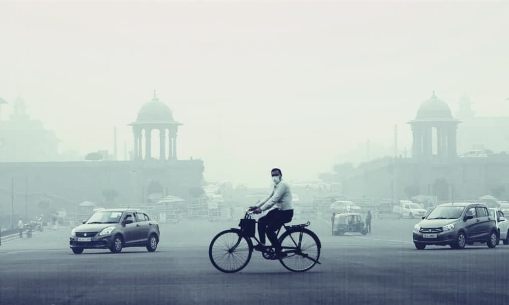 Delhi: Rain, Winds Bring Pollution Relief After Residents Choked Capital By Defying Cracker Ban