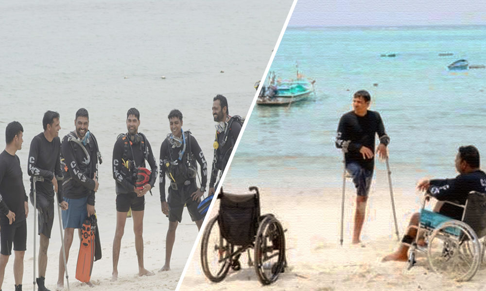 Shatrujeet: Ex-Indian Para Forces Commandos Help Specially-Abled Conquer Land, Air, Water